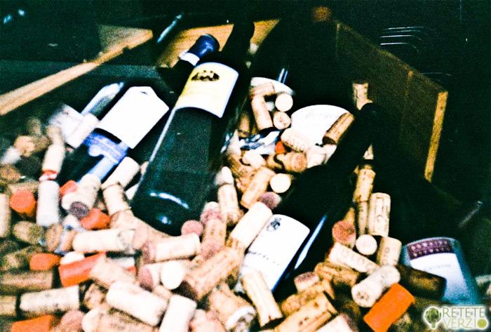 Vinul - Vinuri si dopuri