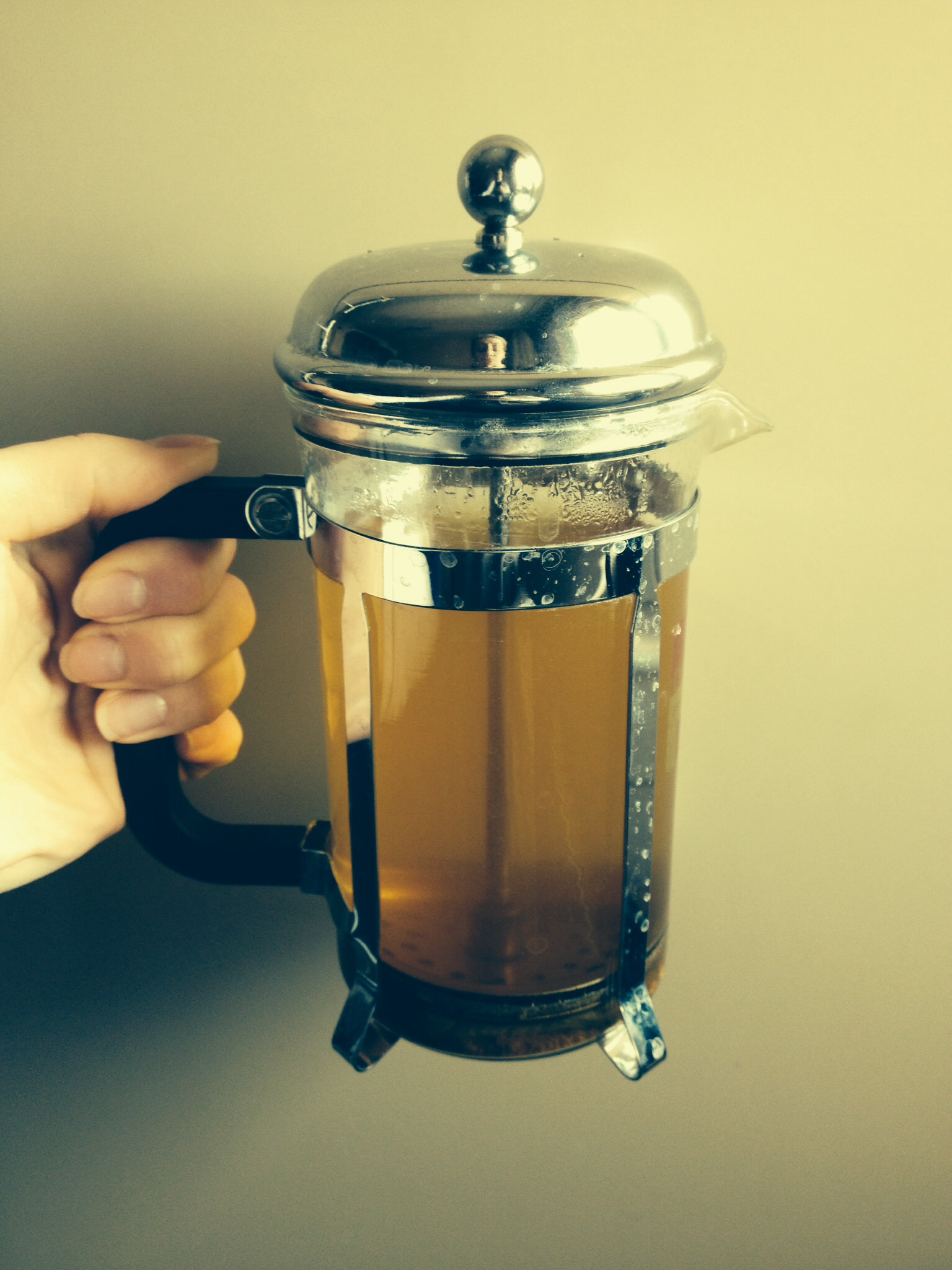 ceai de condimente